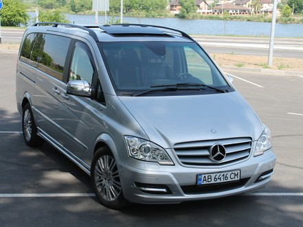 Микроавтобус Mercedes-Benz Viano Avantgarde