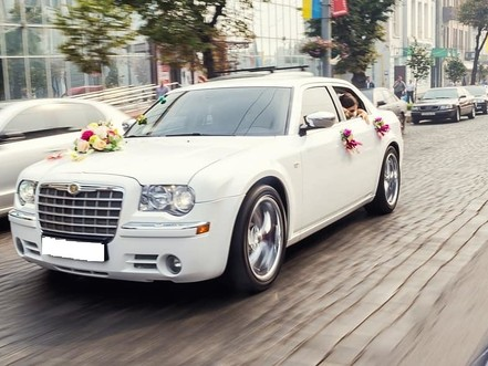 Седан Chrysler 300C