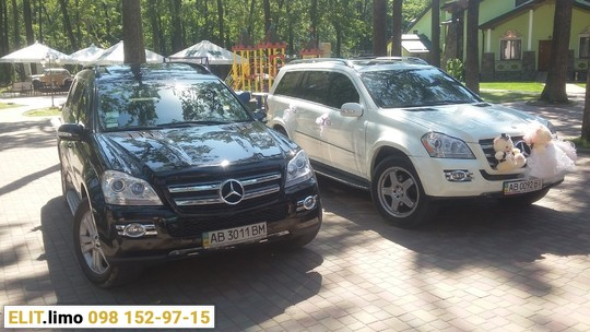 Джип Mercedes-Benz GL 550